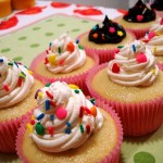 Cupcakes veganos