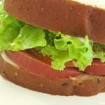 Lanche rápido vegan/vegetariano