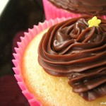 Cupcake Baunilha vegan