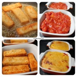 Tofu-a-parmeggiana