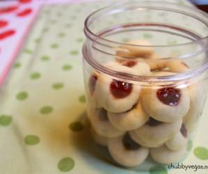 Petit Four (ou biscoitos para chá)
