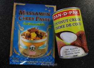 Curry Tailandês com Tempeh