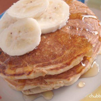 Pancakes-chubby-vegan