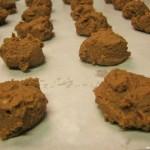 Moca cookies