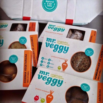 Review - Mr Veggy - Chubby Vegan