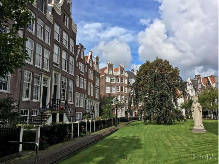 Dicas de Viagem Vegana - Amsterdam - Chubby Vegan